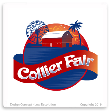 Collier County Fair 2020.Big Swamp Smoke Off Naples Florida